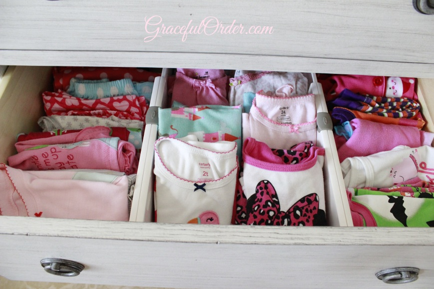 Little Girls Drawers